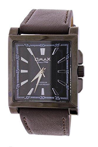 Omax Unisexuhr KA05M25I Black Schwarz