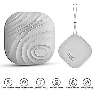 tienda localizadores gps: Mini Nut 3 Localizador y rastreador Bluetooth de Llaves, móvil, Cartera o Mascot...