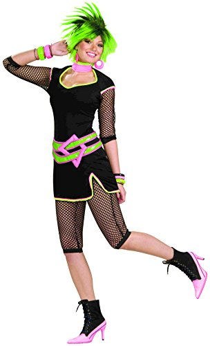 Forum Novelties Female New Wave Costume (Medium/ Large)