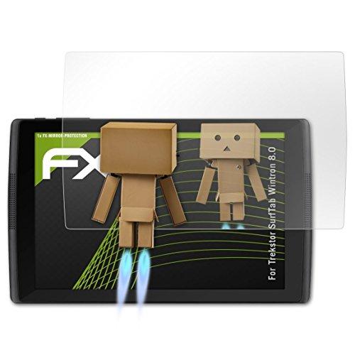 atFoliX+Protettore+Schermo+per+Trekstor+SurfTab+Wintron+8.0+Pellicola+a+specchio+-+FX-Mirror+Pellicola+Proteggi+con+effetto+specchio