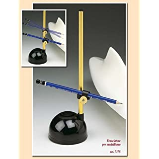 WATERLINE MARKER FOR MODEL SHIP BUILDING MAKES PARALLEL WATERLINES