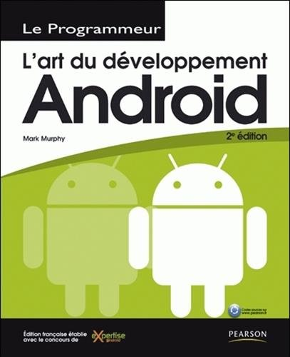 L'art du développement Android par Mark Murphy