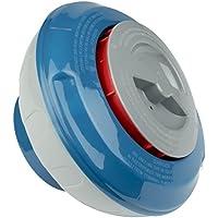 Astralpool 69668 Dosificador Pastillas Flotante Piscina Blue Line, Azul/Blanco