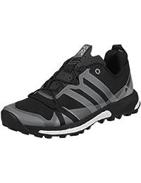 adidas Terrex Agravic W, Zapatos de Senderismo para Mujer, Negro (Nero Negbas/Negbas/Gritra), 38 EU