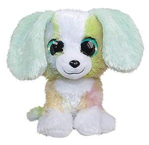 LUMO STARS Dog Spotty Animales de Juguete Felpa Multicolor - Juguetes de Peluche (Animales de Juguete, Multicolor, Felpa, 3 año(s), Perro, Niño/niña)