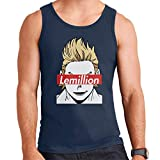 Lemillion Skate Brand My Hero Academia Men's Vest
