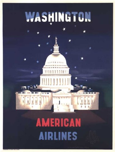american-airlines-washington-poster-11-x-17-inches-28cm-x-44cm-0-style-a
