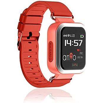 smartwatch kinder uhr gps tracker sos alarm. Black Bedroom Furniture Sets. Home Design Ideas