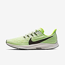 Nike Air Zoom Pegasus 36, Chaussures de Running Homme, Vert (Phantom/Ridgerock/Electric Green/Moon Particle 003), 43 EU