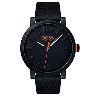 Hugo Boss Orange Reloj Análogo clásico para Hombre de Cuarzo con Correa en Cuero 1550038