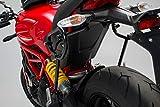 SW-MOTECH HTA.22.577.10003 SLC - Supporto laterale per Ducati...