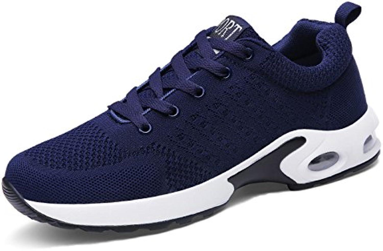 Los Hombres Que Corren Zapatos Unisex Primavera Y Verano Volando Zapatos Deportivos Ocasionales De Moda Jogging