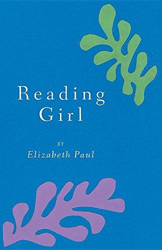 Reading Girl por Elizabeth Paul
