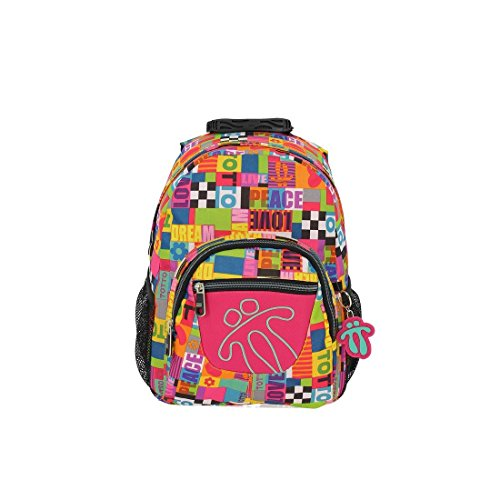 totto-tempera-kids-backpack-and-school-bag-peace-and-love