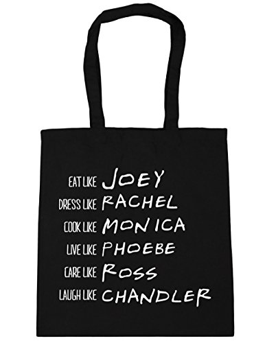 hippowarehouse-be-like-rachel-monica-phoebe-joey-chandler-ross-tote-shopping-gym-beach-bag-42cm-x38c