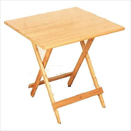 Hechgobuy tavolo home sconto pieghevole in legno tv cena laptop snack in legno naturale (colore : -, dimensione : l90cm x h75cm)