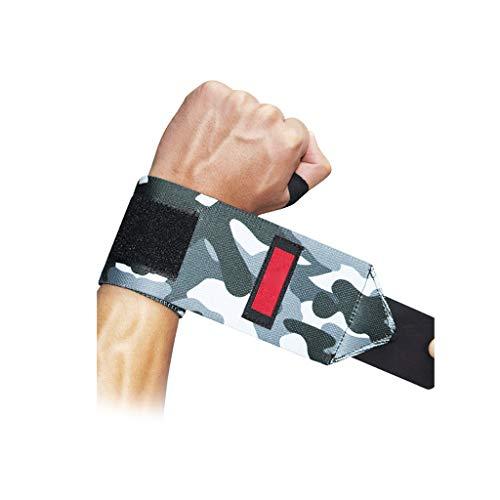 Kmgjc Fitness-Handgelenk Männer Gewichtstraining Sport Schutzausrüstung Zur Verbesserung Der Gürtel Handgelenk Unterstützung (Farbe : D, größe : One Size)