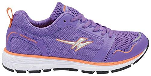 Damen Gola Active Speedplay Trainer Purple/mango