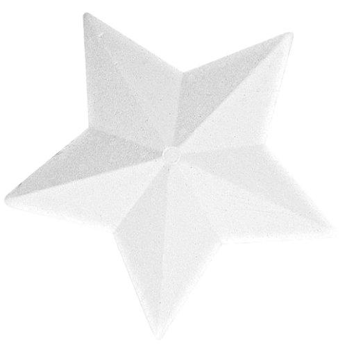 RAYHER - Styropor-Stern, 10 cm, Großabnahme