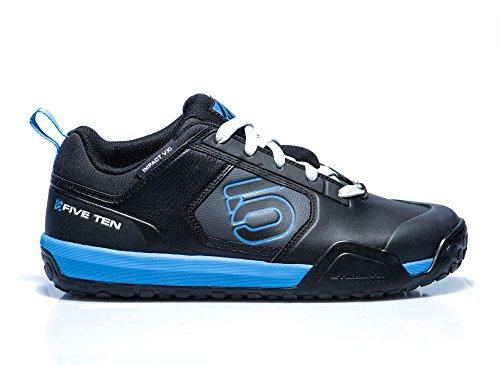 Five Ten Impact VXi - Chaussures Homme - gris/bleu 2017 chaussures vtt shimano noir bleu