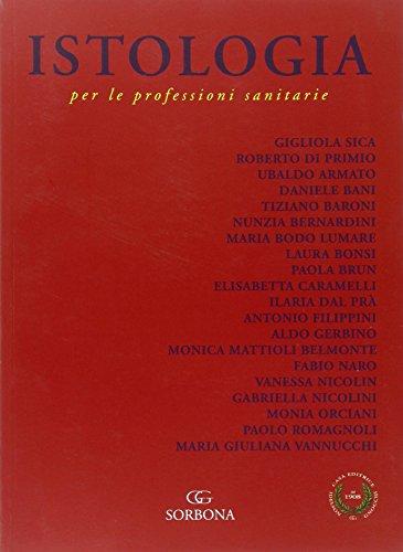 Istologia per le professioni sanitarie