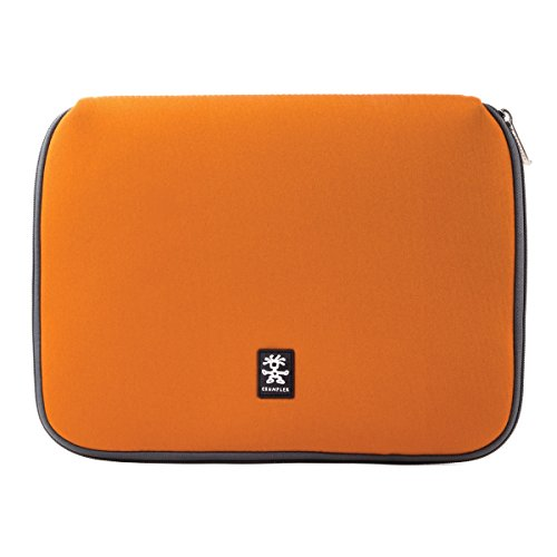 Crumpler The Base Layer Weiche Hülle für Notebook 33,02 cm (13 Zoll) Burned orange/Anthracite