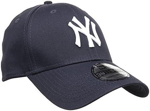 New Era 10145636 - Casquette de Baseball - Homme - Marine - S/M