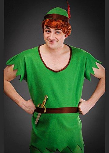 tyle Fancy Dress Tunika (Mann Peter-pan-kostüm)