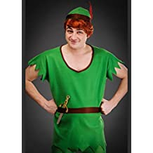 ELF o Peter Pan estilo elegante vestido túnica