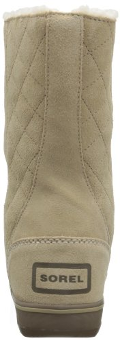 Sorel Damen Glacy Kurzschaft Stiefel British Tan/Saddle