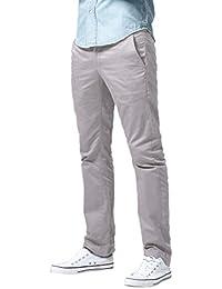 Match Uomo Pantaloni Casual Slim #8036