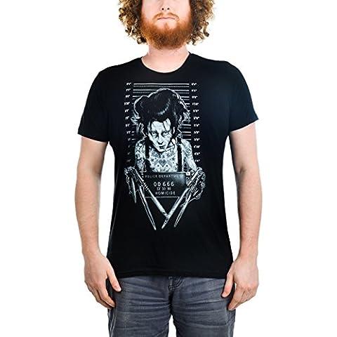 Too Fast - Camiseta - Logotipo - Básico - Cuello redondo - para hombre