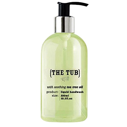 Scottish Fine Soaps - The Tub - Gel nettoyant pour les mains - 300 ml