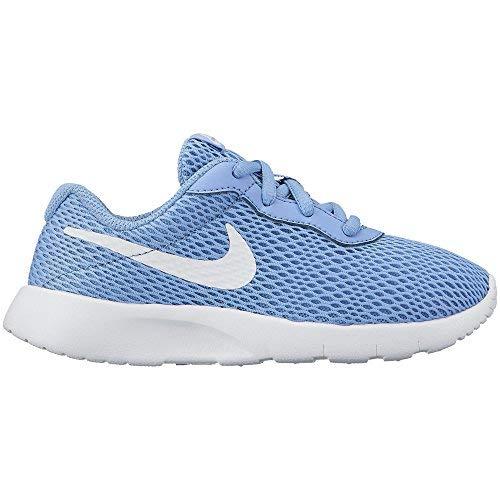 Nike Tanjun (PS)-Sneaker, Mädchen, Blau-(December Sky/White-Thunder Blue)