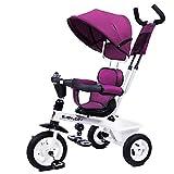 Aocean Tricycle Baby Driver Confort Trike Evolutif Velo Bébé Pliable Poussette...