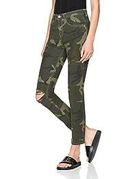 FIND Pantalón Camuflaje para Mujer