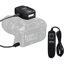 Marrex MX-G20M MKII Etiquetado Geográfico GPS para Nikon D3200, D3300, D5200, D5300, D5500, D7200, D750, D810, D610, D600, D500, DF, D5, D4, D4S, P7800 & Más (Nueva Versión)