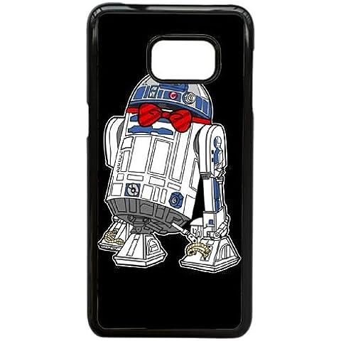 Star Wars Dapper R2 D2 80W1D8 cover samsung Galaxy S7 Cell Phone Case Black XQ8285 Camo Phone Cases