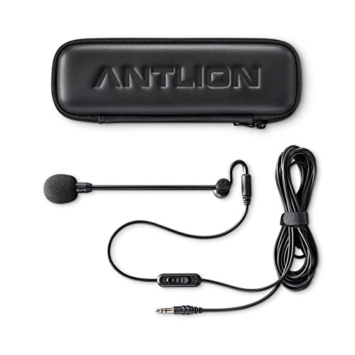 Antlion Audio OmniModmic 4.0, abnehmbar, inkl Mute-Button (Sahne Mp3)