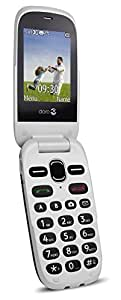 Doro PhoneEasy 631 Téléphone sans fil non ISDN Gris