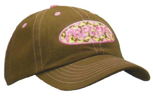 bridgestone-motif-casquette-pour-femme-marron-braun-pink-unisex