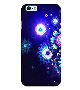 Citydreamz Floral Print/Beautiful Design Hard Polycarbonate Designer Back Case Cover For Apple Iphone 6/6S