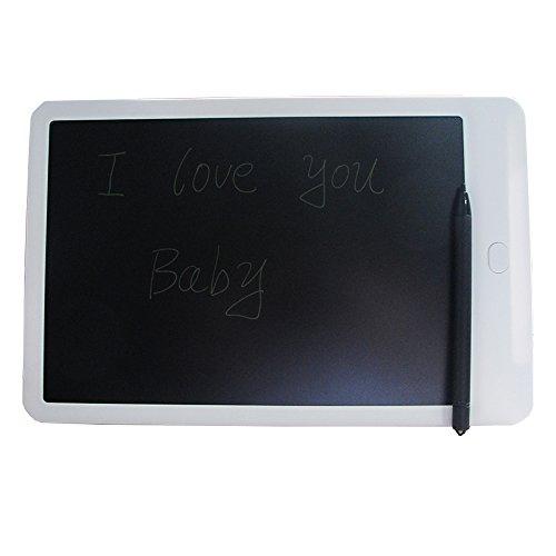Preisvergleich Produktbild Writing Tablet,  Kassadin 25, 4 cm LCD Zeichenbrett,  Elektronische Grafik-Tablet Tragbar weiß Board Geeignet für Zuhause Schule Büro Memo Notebook