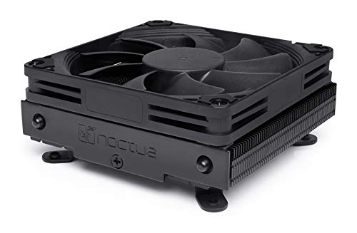 Noctua NH-L9i chromax.Black, Dissipator für CPU (92 mm, schwarz)