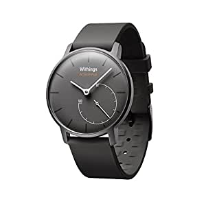 Withings Activité Pop - Activity & Sleep-Tracking Watch - Shark Grey