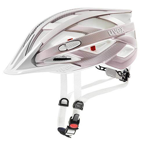 Uvex I-VO CC Fahrrad Helm Rose 2019: Größe: 52-57cm