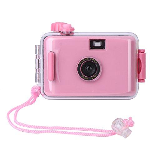 Runrain - Mini cámara Lomo Sumergible Carcasa 35