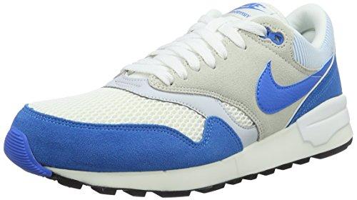NIKE Air Odyssey Lauchuhe, Scarpe Running Uomo, Bianco (Fotoblau/Weiß), 42.5