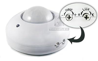 DREHFLEX® - 360° Decken Bewegungsmelder / Deckenbewegungsmelder LED geeignet von Drehflex® auf Lampenhans.de