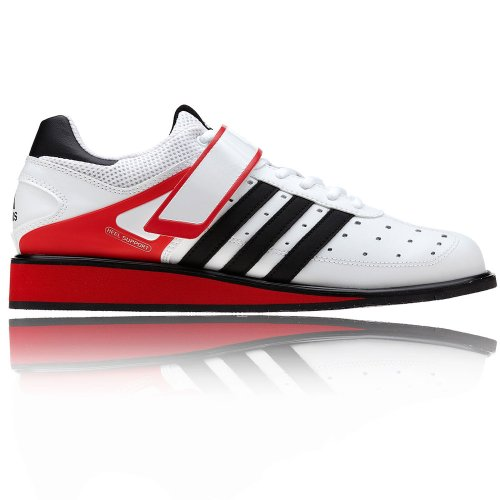 the latest 569ca 0d037 Adidas Power Perfect Ii - Scarpe Sportive Intérieur Unisexe Adulti Blanc